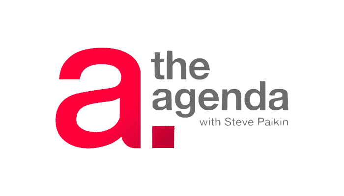 The Agenda Logo