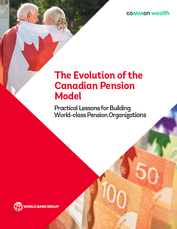 Report - The evolution of the Canadian Pension Model