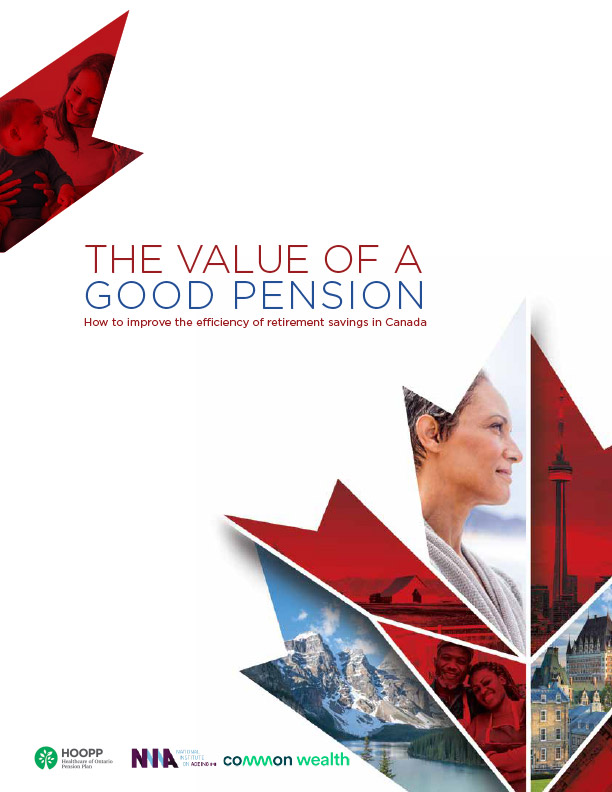Report - The value of a good pension