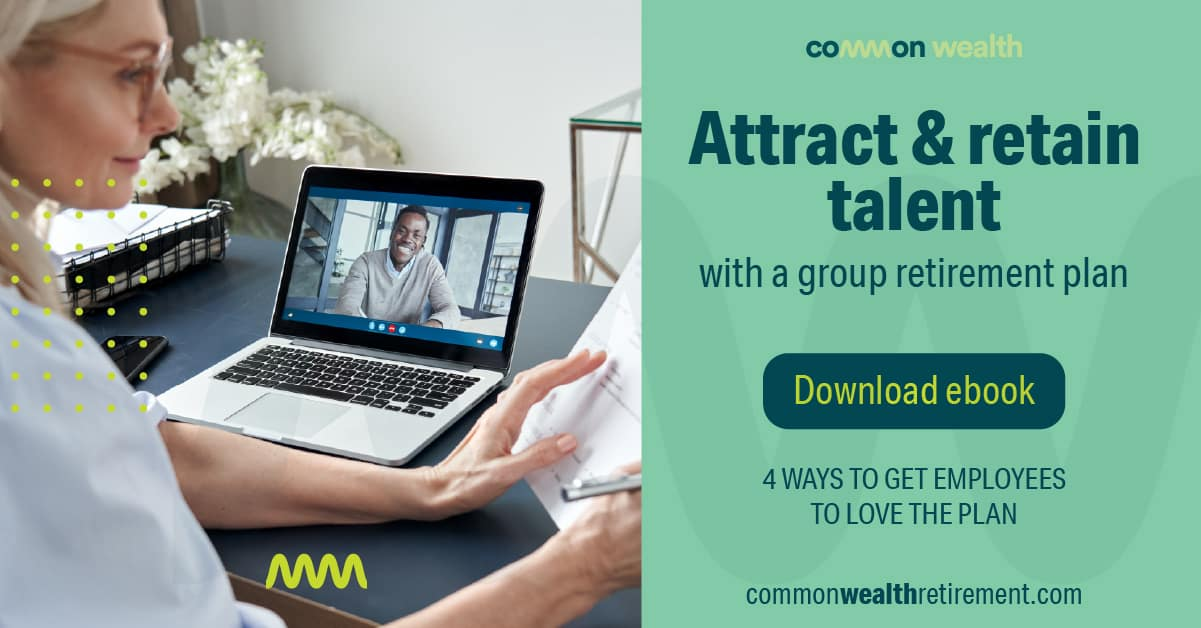Attract and retain talent with retirement benefits